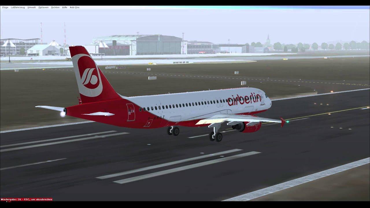 Air Berlin Abflug Frankfurt