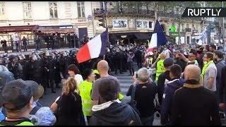 Act XXIII: Yellow Vests demonstrate in Paris following end of nationwide debate