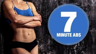 """7 Minute Ab Workout (""""UNBEARABLE"""" ABS!!)"""