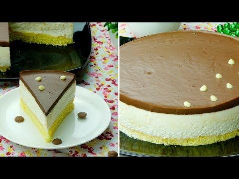 gâteau-mousse-«-lait-d'oiseau-»---le-plus-délicat-dessert,-la-recette-originale-!-│-savoureux.tv