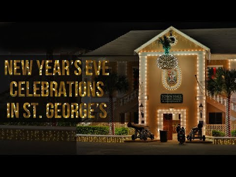 Bernews: Live At New Years Eve In St George's