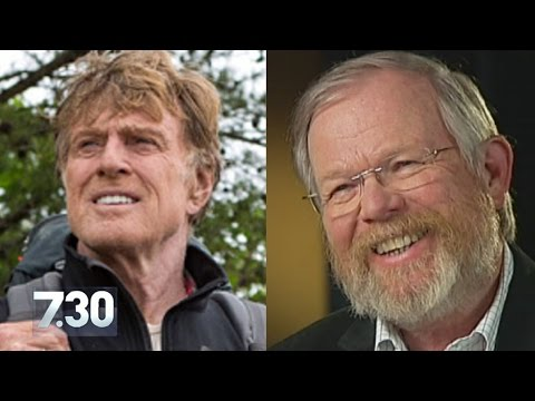 Bill Bryson's A Walk in the Woods makes it to the big screen
