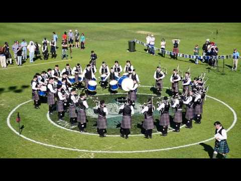 Pipe Band Club Australia, Grade 2, Medley, Australian Championships 2016