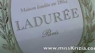 Laduree Macarons - Paris, France - St Germain Des Pres (part 2)