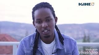 Igor MABANO jeune artiste Rwandais
