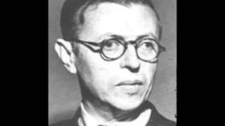 Jean Paul Sartre   Part 1