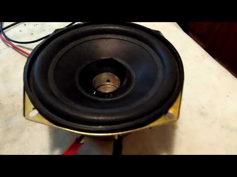 Peavey CS800 blow out no name speaker!!!