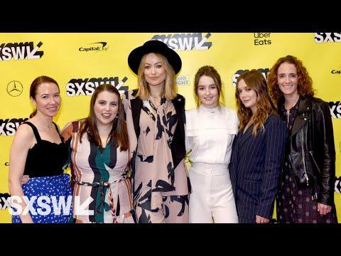 'Booksmart' Women Featuring Olivia Wilde   SXSW 2019