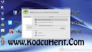 Android Studio da Android Uygulama Oluşturma