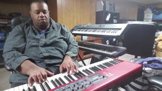 uphold me winans performed by darius witherspoon 2 5 17