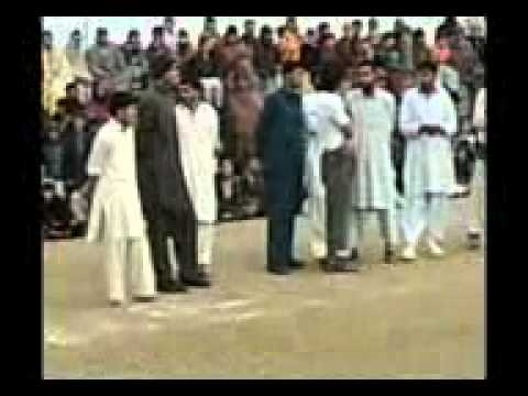 WALI BALL MATCH RANGOO TAJAK 1 Travel Video