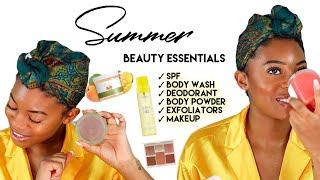 Baixar SUMMER BEAUTY ESSENTIALS!   SPF, Body & Foot Care, Hygiene Tips, Makeup + More!