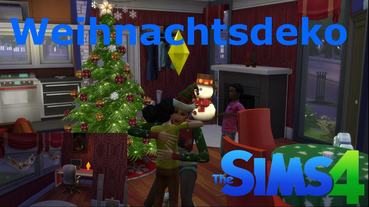 erstaunlich Sims 4 Weihnachtsdeko Part - 2: Sims 4 Weihnachtsdeko