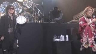 X JAPAN カウントダウン 2008~2009