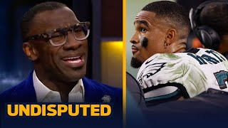 Skip & Shannon on Giants' Joe Judge saying Eagles benching Hurts is disrespectful   NFL   UNDISPUTED