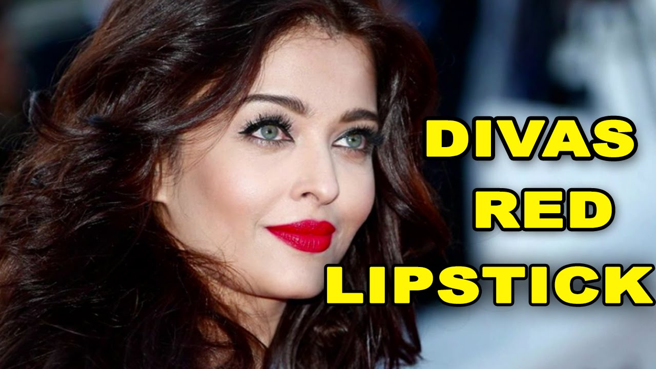 bollywood actress in red lipstick : latest bollywood news - youtube
