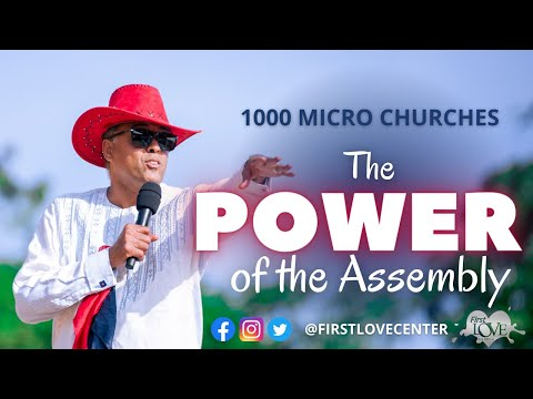 Download 1000 Micro Churches: The Power Of The Assembly | Dag Heward-Mills