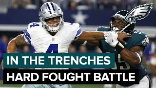 Defense Battled Hard All Game vs. Dak Prescott & Cowboys Offense | Eagles In The Trenches