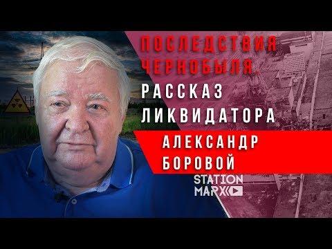 Авария на ЧАЭС - причины и последствия. Александр Боровой о Чернобыле