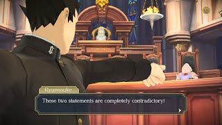 YouTube動画:The Great Ace Attorney Chronicles – New Features Trailer
