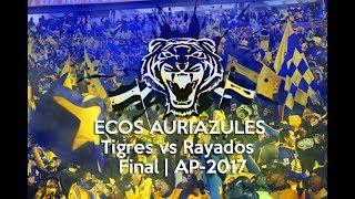 Ecos del Tigres vs Monterrey AP-2017