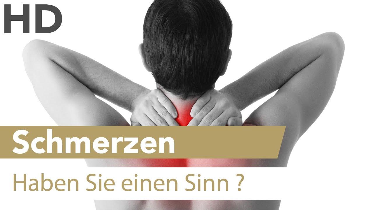 Haben Schmerzen einen Sinn? / Rückenschmerzen, Kopfschmerzen, Knieschmerzen, Hüftschmerzen