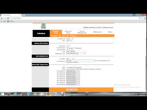 How to change MTNL wifi password