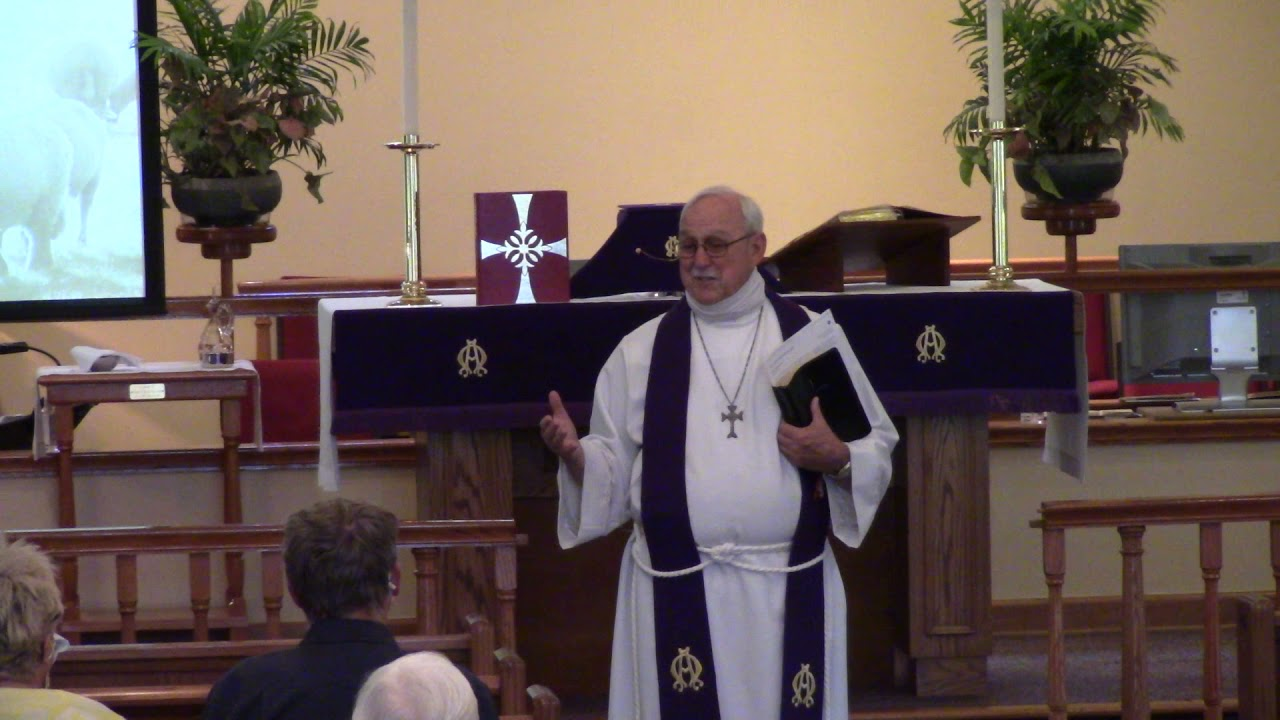 Fifth Sunday in Lent