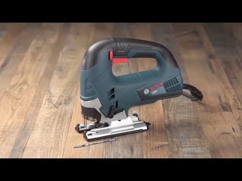 Bosch 6.5-Amp Keyless T Shank Variable Speed Corded Jigsaw