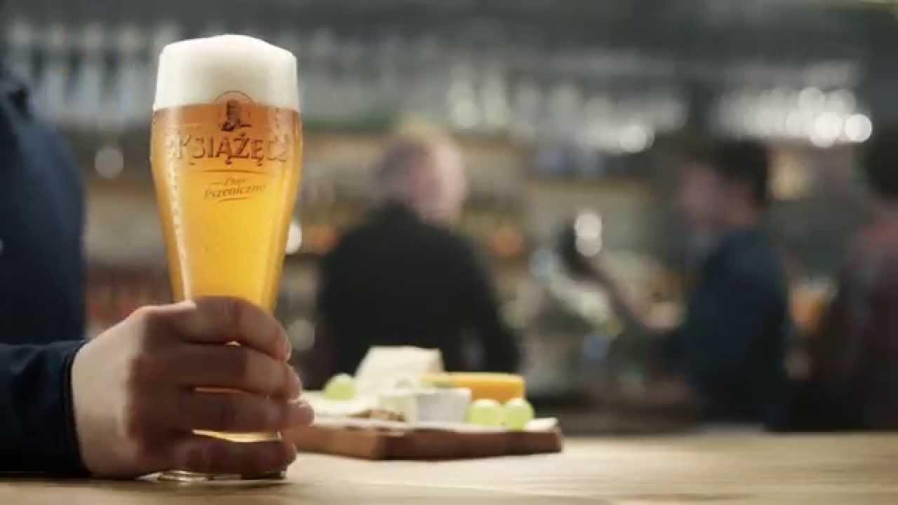 Reklama Jak Smakuje Piwo Książęce Złote Pszeniczne Youtube