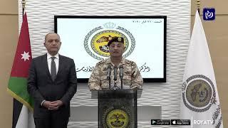 مدير التوجيه المعنوي: مستوى الانضباط خلال حظر التجول عالٍ جداً - 21/3/2020