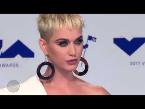 Katy Perry releases line of scented shoes | Daily Celebrity News | Splash TV