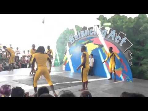 Africa Acrobat - Subic