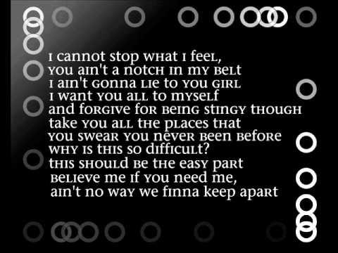 Lil Wayne - Talk 2 Me Lyrics