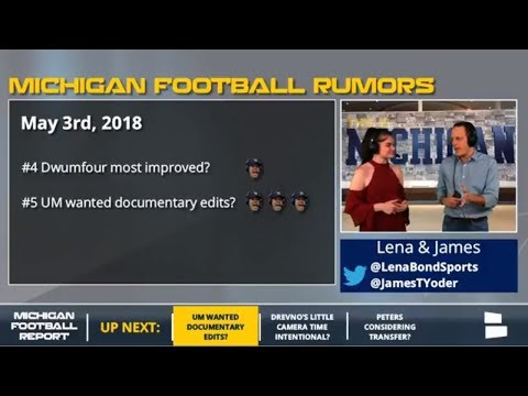 Michigan Football Rumors: Harbaugh Taking Over Offense, Shea Patterson News, 2018 Position Battles