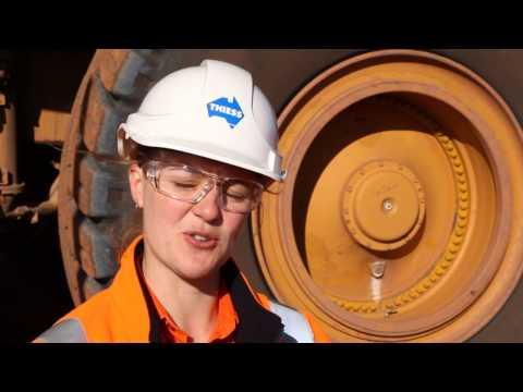 Meet Kate, Dump Truck Operator at Prominent Hill