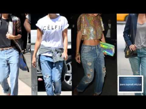 Джинсы Getwear - YouTube