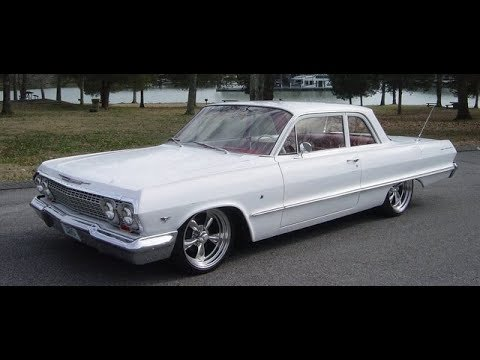 1963 Bel - Air Classic , Maple Motors