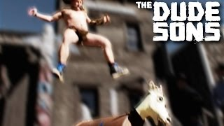 Jarppi's Roof Jump Stunt Gone Wrong! - The Dudesons