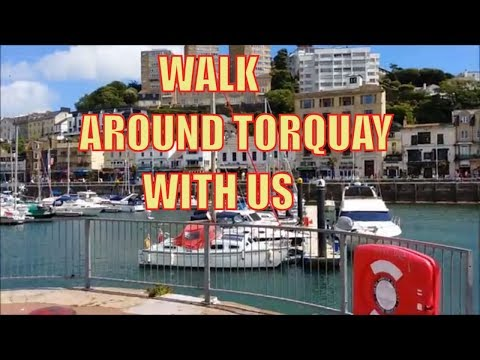Torquay Torquay Devon , Torquay Land Train- Marina- Restaurants and much more
