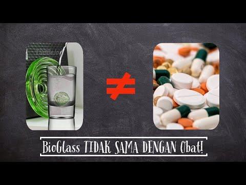 Testi bioglass untuk syaraf kejepit.