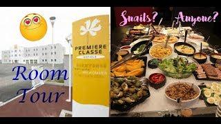 HOTEL PREMIERE CLASSE CAEN I Eat Snails in France