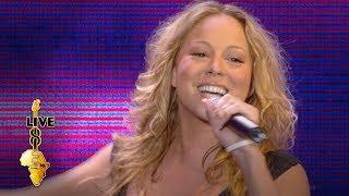 Mariah Carey - Make It Happen (Live 8 2005)