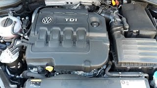 MotorSound: VW Golf 7 2.0 TDI CRBC 150 PS