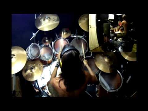 Prediction of Warfare (Amon Amarth) - Drum Cover por Bruno Matos mp3