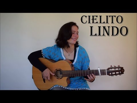 Cielito Lindo (guitar cover) with TAB - Mexican traditional song