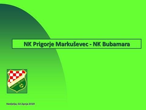 Mlađi pioniri 2006 NK Prigorje Markuševec  2 : 1  NK Bubamara