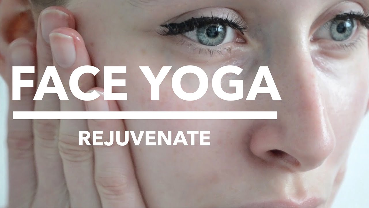 Face Yoga 5 Minute Massage To Feel Better And Rejuvenate