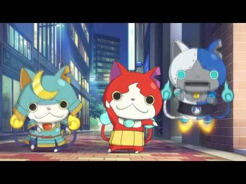 《電影版妖怪手錶:閻魔大王與五個故事喵!》預告12/23上映 - YouTube