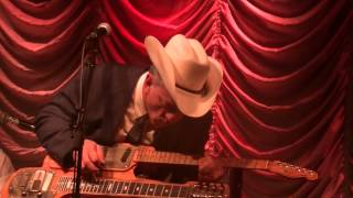 "Junior Brown - ""Almost To Tulsa"" Live In Charlotte, NC (Visulite Theatre 10/29/14)"
